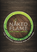 Naked Flame Eco-Tubs Ltd: Exhibiting at Leisure and Hospitality World