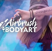 Airbrush Bodyart: Exhibiting at Leisure and Hospitality World