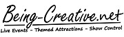 Being Creative Limited: Exhibiting at Leisure and Hospitality World