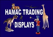 HAMAC TRADING DISPLAYS: Exhibiting at Leisure and Hospitality World