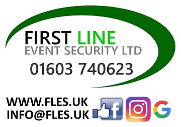 First Line Event Security ltd: Exhibiting at Leisure and Hospitality World