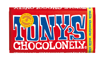 Tony's Chocolonely: Exhibiting at Leisure and Hospitality World