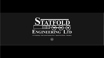 STATFOLD ENGINEERING LTD: Exhibiting at Leisure and Hospitality World