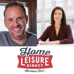 Andy Beresford & Helen Mills: Speaking at Leisure and Hospitality World