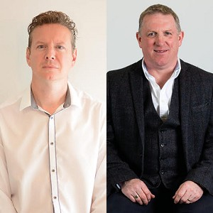David Riches & Ian Gaskell: Speaking at Leisure and Hospitality World