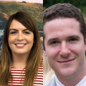 Olivia Cook and Alex Russell: Speaking at Leisure and Hospitality World
